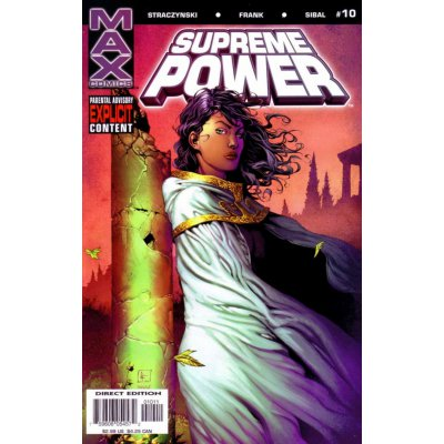 Комикс Supreme Power #10