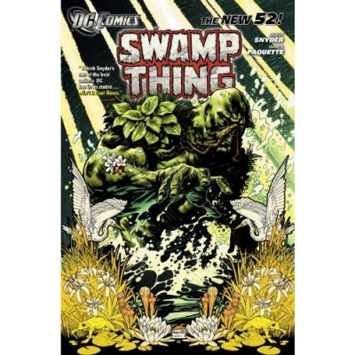 Комикс Swamp Thing Vol. 1: Raise Them Bones (The New 52)
