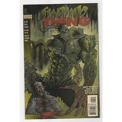 Комикс Swamp Thing Vol.2 #141