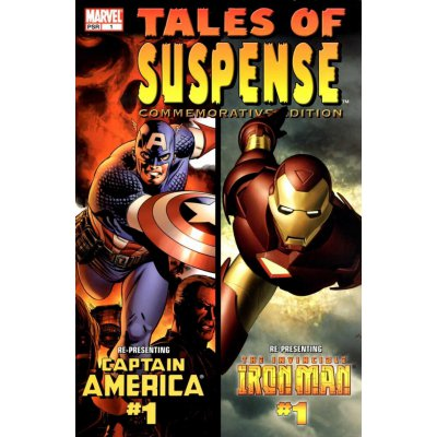 Комикс Tales of Suspense: Captain America & Iron Man #1 Commemorative Edition #1