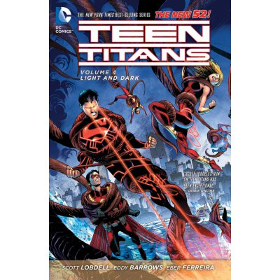 Комикс Teen Titans: Light and Dark #1 - Volume 4