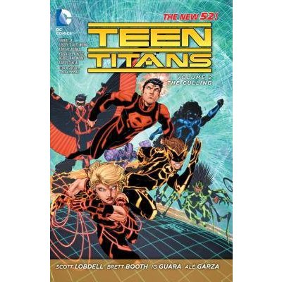 Комикс Teen Titans, Volume 2: The Culling