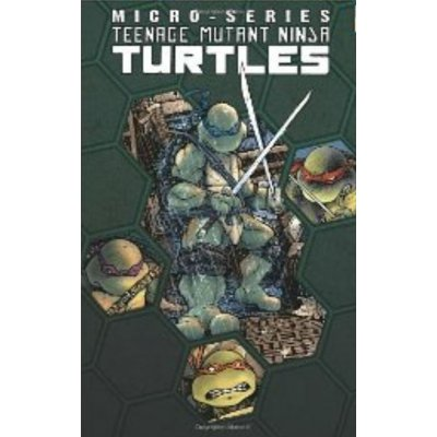 Комикс Teenage Mutant Ninja Turtles: Micro Series. Vol. 1