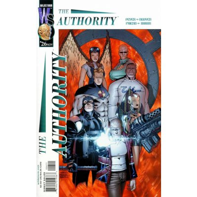 Комикс The Authority #26