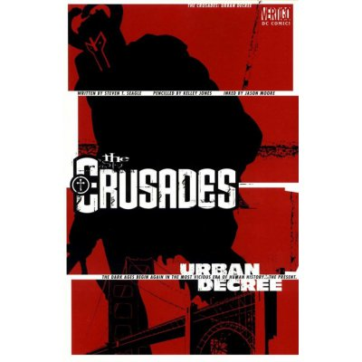 Комикс The Crusades: Urban Decree #1