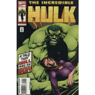 Комикс The Incredible Hulk #429