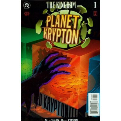 Комикс The Kingdom: Planet Krypton #1
