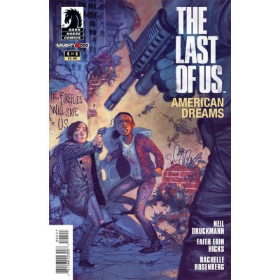 Комикс The Last of Us: American Dreams #4 (of 4)
