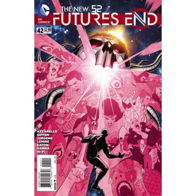 Комикс The New 52: Futures End #42