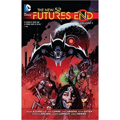 Комикс The New 52: Futures End Vol. 1