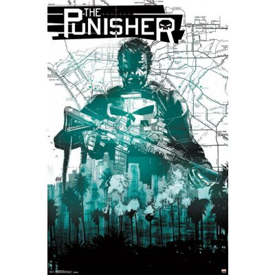 Комикс The Punisher. Vol. 1: Black and White