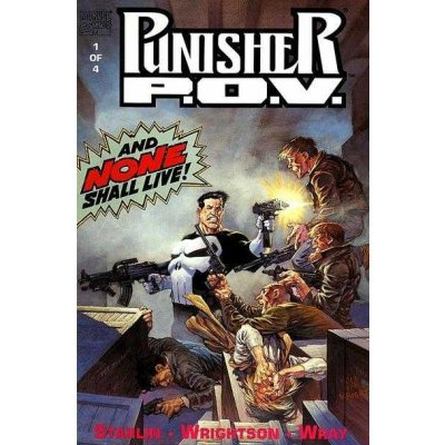 Комикс The Punisher: P.O.V. #1
