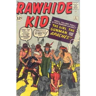 Комикс The Rawhide Kid #27