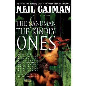 Комикс The Sandman: vol.9: The Kindly Ones