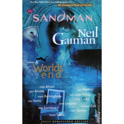 Комикс The Sandman: Worlds End. Vol 8 (1989 г.)