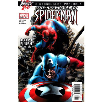 Комикс The Spectacular Spider-Man #15