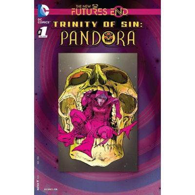 Комикс Trinity of Sin: Pandora: Futures End #1