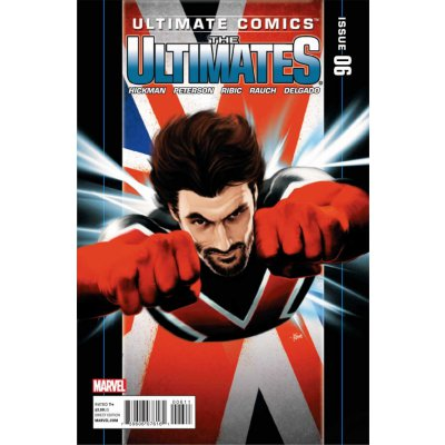 Комикс Ultimate Comics Ultimates #6