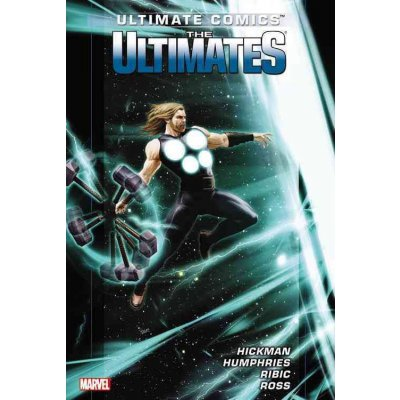 Комикс Ultimate Comics: The Ultimates. Vol.2