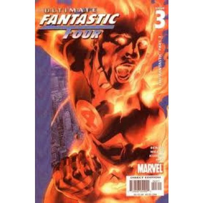 Комикс Ultimate Fantastic Four #3