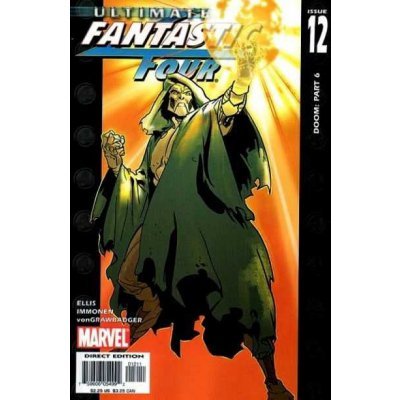 Комикс Ultimate Fantastic Four #12
