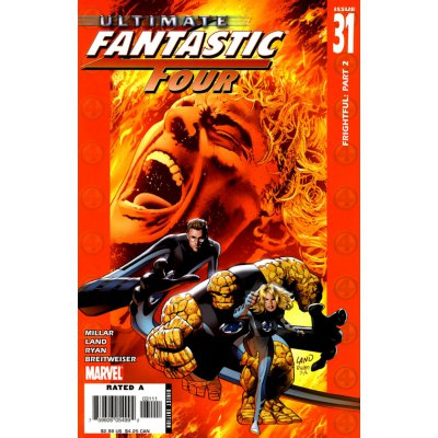 Комикс Ultimate Fantastic Four #31