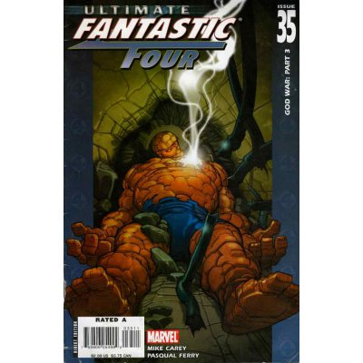 Комикс Ultimate Fantastic Four (#35)