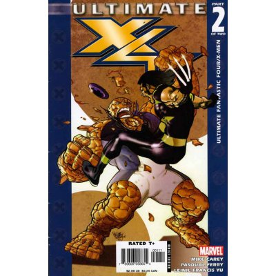 Комикс Ultimate Fantastic Four/X-men part 2 of two