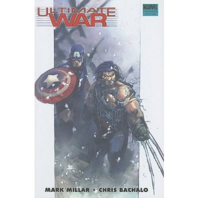 Комикс Ultimate War (Marvel Premiere Editions)