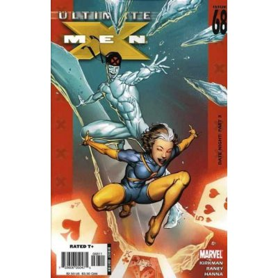 Комикс Ultimate X-Men #68