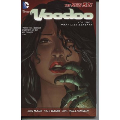 Комикс Voodoo Vol. 1: What Lies Beneath (The New 52)