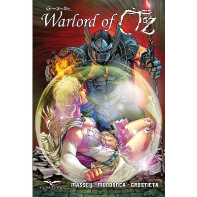 Комикс Warlord of Oz. Vol.2