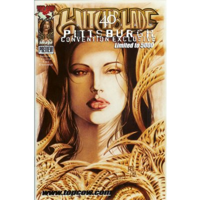 Комикс Witchblade  #40