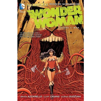 Комикс Wonder Woman. Volume 4: War