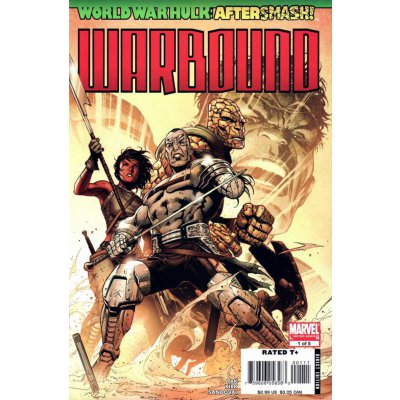 Комикс World War Hulk Aftersmash: Warbound #1