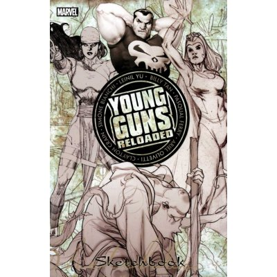 Комикс Young Guns: Reloaded Sketchbook #1