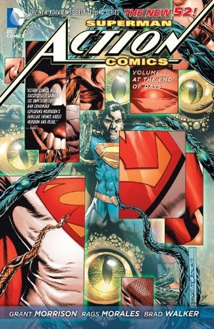 Комикс Superman Action Comics Vol. 3 At the End of Days