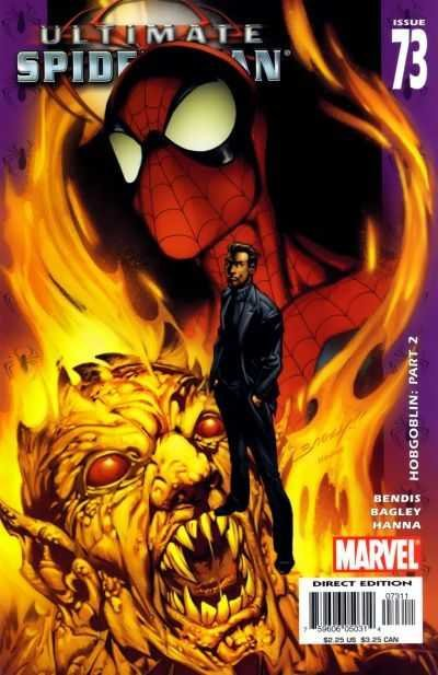 Комикс Ultimate Spider-Man #73