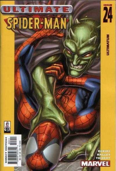 Комикс Ultimate Spider-Man #24