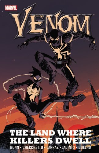 Комикс Venom: The Land Where the Killers Dwell