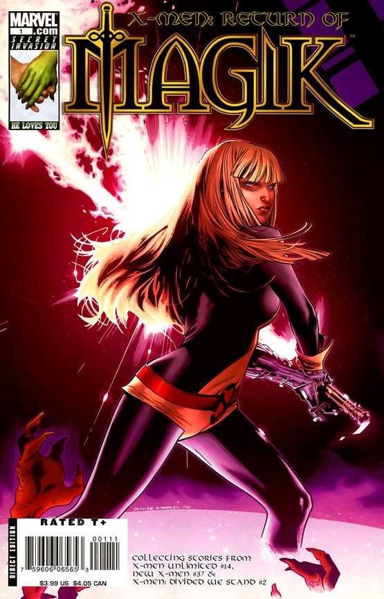 Комикс X-Men: Return of Magik #1